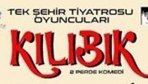 Beklenen Tiyatro 9 Mart'da Çorlu'da