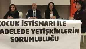 Candan Yüceer Beşiktaş'ta Çocuk İstismarını Ele Aldı