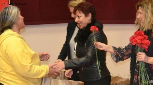 Tekirdağ Cezaevlerindeki Kadınların 8 Mart Dünya Emekçi Kadınlar Gününü Kutladı