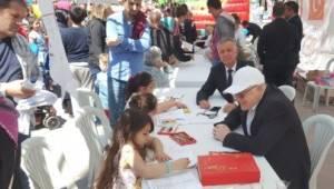 Çerkezköy Atatürkçü Düşünce Derneği Çocukları Sevindirdi