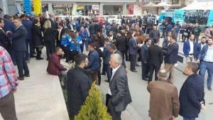 Çerkezköy Ticaret ve Sanayi Odası Seçimleri Sürüyor