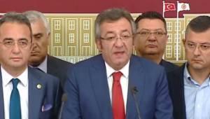 Cumhuriyet Halk Partili 15 Vekil Gündeme Oturdu