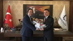 Doğaroğlu Tekirdağ İçin Ankara'da Olmalı