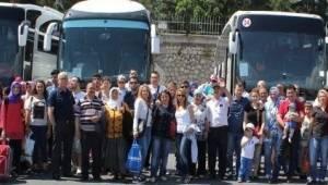 Ramazan Ayında Sultan Ahmet ve Selimiye Camiilerine Ziyaret