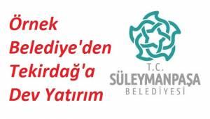 Süleymanpaşa Belediyesinden DEV Yarışma