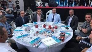 Çalışan Vekil Mustafa Yel Durmuyor