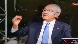 Kılıçdaroğlu Halk Arenasında 2018 Seçimini Değerlendirdi