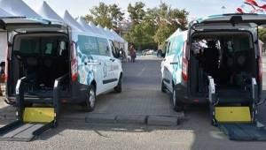 Süleymanpaşa Seçimde Engelsiz Taksi Hizmeti Veriyor