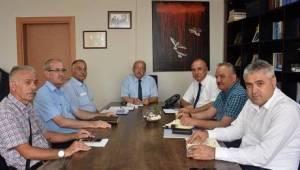 Tekirdağ Büyükşehir TESKİ'nin Faaliyetlerini Ele Aldı