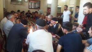 Ali Dönmez'e Her Yerde Sevgi Seli