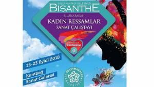 Bisanthe Uluslararası Kadın Ressamlar Çalıştayı Yarın