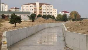 Çerkezköy Dere Islahı Tamamlandı