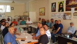 Muharrem Orucu Öncesinde Tekirdağ Alevi Bektaşi Dernekleri Toplantı Yaptı