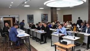 Süleymanpaşa Belediye Meclisi Ekim Ayı Toplantısı Gerçekleşti