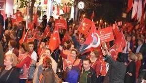 Tekirdağ'da Muhteşem Cumhuriyet Bayramı Coşkusu