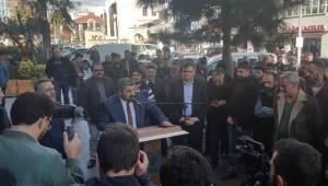 Ahmet Yıldız'a Sevgi Seli | Son Dakika Tekirdağ Haber