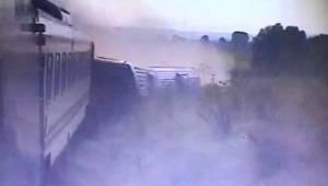 Çorlu Tren Kazasının Yeni Görüntüleri Ortaya Çıktı | Son Dakika Tekirdağ Haber