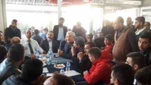 Federasyon ve Dernek Başkanlarından Ali Dönmez'e Açık Destek | Son Dakika Tekirdağ Haber