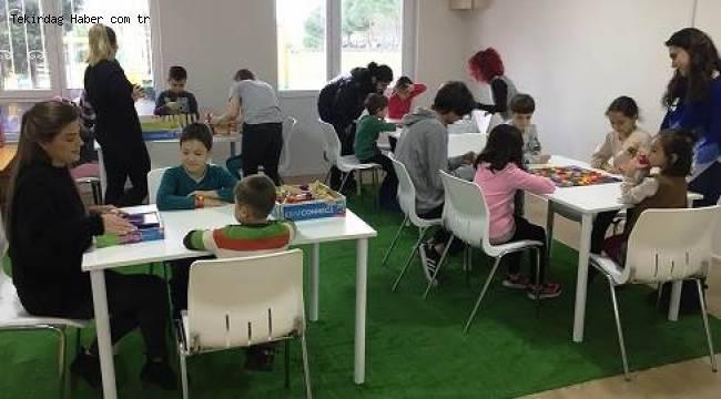 Süleymanpaşa ve AHBAP Çocuklara Haklarını Öğretti | Son Dakika Tekirdağ Haber