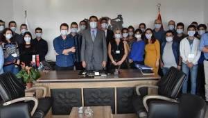 Tekirdağ Büyükşehir'den 2-8 Kasım Lösemili Çocuklar Haftası'na Destek | Son Dakika Tekirdağ Haber