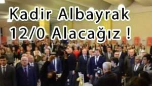 Tekirdağ Büyükşehir Belediye Başkan Adayı Kadir Albayrak Net Konuştu | Son Dakika Tekirdağ Haber