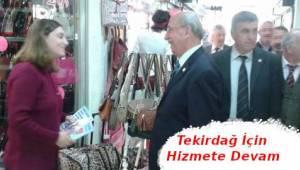 Tekirdağ'da Büyük Başkan Kim Olacak? | Son Dakika Tekirdağ Haber