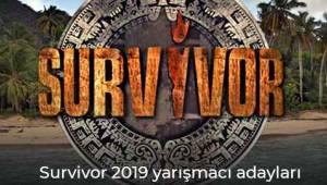 2019 Survivor Türkiye Yunanistan Ne Zaman Başlayacak İşte Survivor Yarışmacı Listesi | Son Dakika Tekirdağ Haber