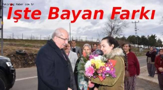 Başkan Kadir Albayrak'a Vatandaştan Büyük Saygı - Tekirdağ Haber