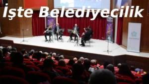 Bosphorus Nefesli Beşlisi Süleymanpaşa'yı Büyüledi - Tekirdağ Haberler