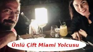 Cem Yılmaz ve Defne Samyeli Miami'den Evleniyor | Son Dakika Tekirdağ Haberleri