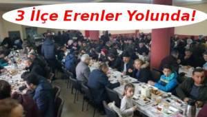Çerkezköy Kapaklı ve Saray'dan Canlar Erenler Cemevi'nde Buluştu | Son Dakika Tekirdağ Haber Gazetesi