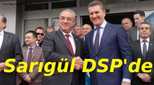 DSP Şişli Belediye Başkan Adayı Mustafa Sarıgül Oldu - Son Dakika Tekirdağ Haberler