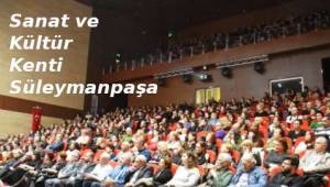 Sanat Kenti Süleymanpaşa'da Oturacak Yer Bulamadılar - Tekirdağ Haber