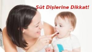 Süt Dişleri Çok Önemine! Süt Dişi Bakımında Anne Babaların Dikkat Etmesi Gerekenler | Tekirdağ Haberler