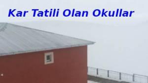 Tekirdağ 2019 Ocak Ayı Kar Tatil Olan Okullar | Son Dakika Tekirdağ Haber
