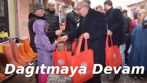 Tekirdağ Büyükşehir Belediyesi Çevreciliğe Devam Ediyor | Son Dakika Tekirdağ Haberler