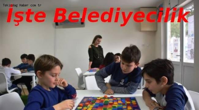 Tekirdağ'ın Örnek Belediyesinden Akıl ve Zeka Oyunları - Son Dakika Tekirdağ Haber