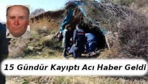 15 Gündür Kayıp Olan Adam Bağ Çadırında Ölü Olarak Bulundu - Tekirdağ Haberler