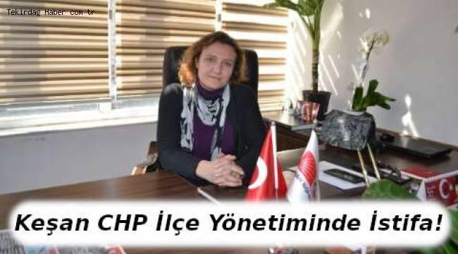 Keşan CHP İlçe Yönetiminde Seçim Öncesi İstifalar Geldi - Tekirdağ Haber