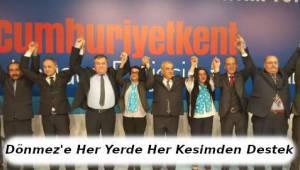 Metin Dönmez'de Ankara Çıkartması