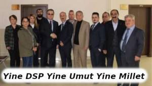 Metin Dönmez DSP Çerkezköy Meclis Üyeleri Listesini Açıkladı! | TEKİRDAĞ HABER