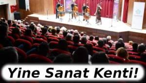 Mimar Sinan Kontrbas Quartet Muhteşem Tarzıyla Tekirdağ'ı Etkiledi - Tekirdağ Haber