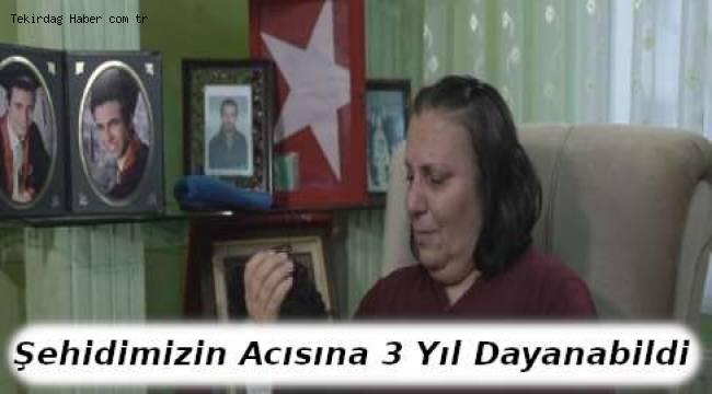 Şehidimizin Acısına Dayanamadı! Şehit Annesi Gözyaşlarıyla Defnedildi - Tekirdağ Haber
