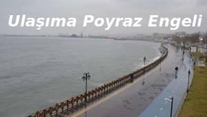 Son Dakika: Marmara'da Denizinde Ulaşım Yapılmasına Poyraz Engel Oldu - Tekirdağ Haber