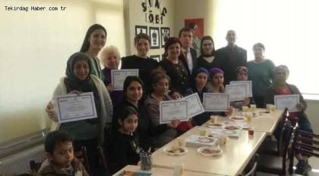 Tekirdağ'da Kadın Sağlığı Eğitimleri Veriliyor | TEKİRDAĞ HABER