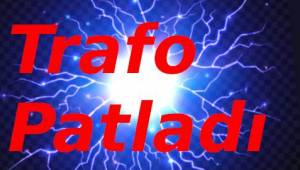 Tekirdağ'da Trafo Patladı! Son Dakika 1 Kişi Yaralandı - Tekirdağ Haberler