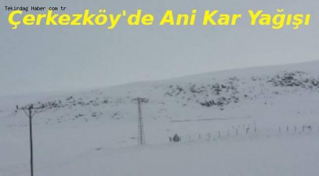 Tekirdağ Hava Durumu ve Çerkezköy Yarın Okullar Tatil mi 28 Şubat 2019 Hava Durumu