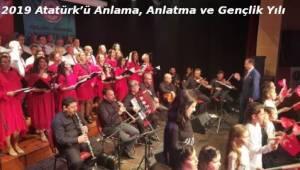 Trakyan'nın Parlayan Yıldızına Yakışan Bir Konser Daha!2019 Atatürk'ü Anlama, Anlatma ve Gençlik Yılı