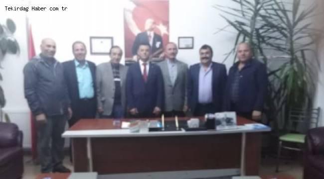 Gönüllerin Başkanı Mustafa Çetin İlk Perşembeyi Cemevinde Geçirdi
