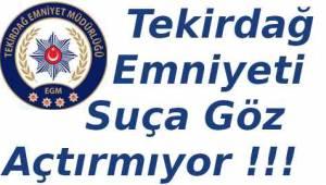 Tekirdağ'da Çorapta Uyuşturucu Ele Geçirildi! Toplam 6 Kişi Gözaltına Alındı